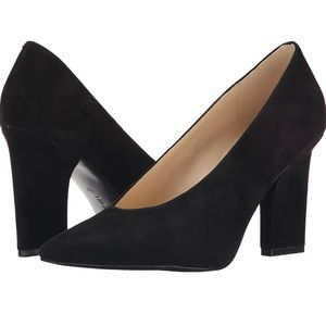 Nine West Nwudala Suede Leather Pumps